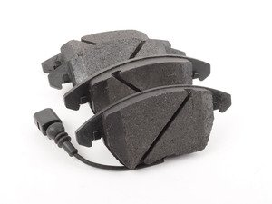 ES#2595464 - JZW698151B - Economy Brake Pad Set - Front - Genuine brake pads direct from Volkswagen to restore your stopping power - Genuine Volkswagen Audi - Volkswagen