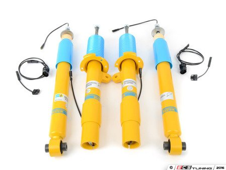 ES#3220428 - 31-224550KT - B6 Performance Shocks & Struts Kit - Unbelievable control, precise handling, ultimate performance and incredible comfort. German-made with world-famous Bilstein quality and a limited lifetime warranty! - Bilstein - BMW