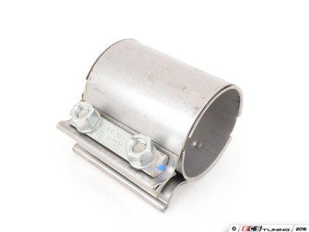 """ES#3080054 - 6883674 - 2.5"""" Stainless Steel Sleeve Clamp - 42 Draft Designs -"""