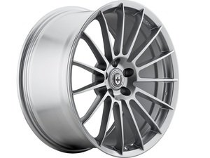 "ES#3136089 - 15h908550022KT1 - 19"" FF15 Style Wheels - Staggered Set Of Four  - (NO LONGER AVAILABLE) - 19""x8.5"" ET50 And 19""x11"" ET60 5x130 71.6CB Liquid Silver - HRE -"