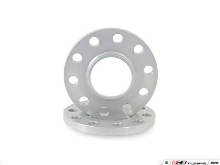 ES#252 - 2475725 - DR Series Wheel Spacers - 12mm (1 Pair) - Most applications will also need a 43mm wheel bolts, not included in this wheel spacer pair. Note: Height hub contour up to 11.5mm. Inside wheel bevel = 7.0 x 45 degrees. - H&R - BMW MINI