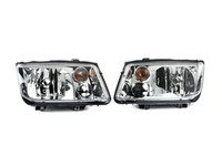 ES#2562282 - 1J5941017AJKT - OE Headlight Set - Without fog lights, with amber turn signals - Hella - Volkswagen