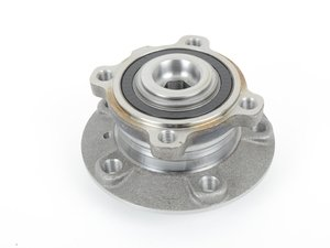 ES#2680949 - 31226750217 - Front Wheel Hub/Bearing Assembly - Priced Each - Includes Wheel Bearing - MTC - BMW