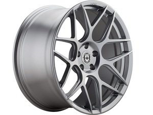 "ES#3129697 - 01H9085470GSkt - 19"" FF01 Style Wheels - Set Of Four - 19""x8.5"" ET47 5x112 66.6CB Liquid Silver - HRE - Audi BMW"