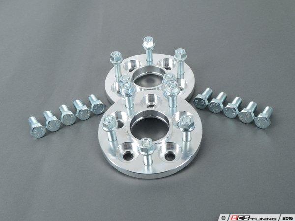 ES#3080407 - 7375486 - VW/Audi 5x100-5x112 Wheel Adaptor SetThickness: 15mmStud Size: M12x1.5 StudsLug Nut: Ball SeatCentering Ring: 66.56mm - 42 Draft Designs -