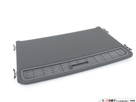 ES#317532 - 1K0877255ADD9 - Sunshade - anthracite - Comes with necessary hardware - Genuine Volkswagen Audi - Volkswagen