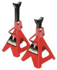 ES#3126016 - 1006D - 6 Ton Jack Stand (Pair) - These jack stands have steel base pads for superior stability - Sunex - Audi BMW Volkswagen Mercedes Benz MINI Porsche