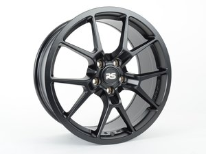 "ES#2992437 - 88.10.17bKT1 - 18"" RSe10 - Set Of Four - 18""x8.5"" ET45 5x112 - Satin Black - Neuspeed - Audi Volkswagen"