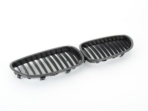 ES#3023037 - BM-0068 - Blackout Grille Set - Carbon Fiber - Add style and individuality to your BMW in minutes! - ECS - BMW