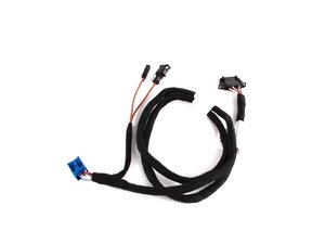 ES#435904 - 8E0051592B - CD Changer Wiring Harness - Connects the radio to the CD-changer - Genuine Volkswagen Audi - Audi