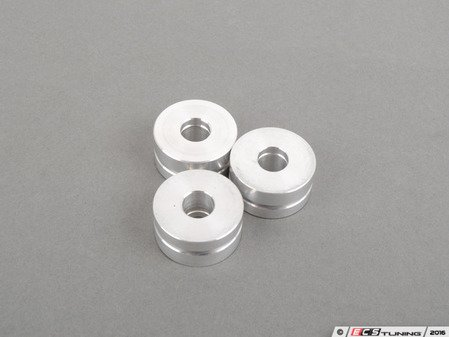 ES#3078508 - 4621953 - Shifter Mounting Bracket Bushing Upgrade Kit - Gain precise shifts with these billet shift cable bracket bushings - 42 Draft Designs - Audi Volkswagen