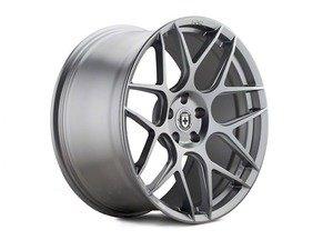 """ES#3130140 - 19HREFF01LCKT - 19"""" FF01 - Set Of Four  - 19""""x8.5"""" ET47 5x112 - Liquid Silver - HRE - Volkswagen"""