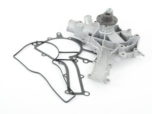 ES#2718340 - 1122001501 -  Water Pump Assembly - Priced Each - Includes a new water pump gasket - Hepu - Mercedes Benz