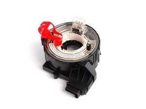 ES#318661 - 1K0959653D - Airbag Clock Spring - Fits behind the steering wheel, acts as a connection for air bag wiring - Genuine Volkswagen Audi - Audi Volkswagen