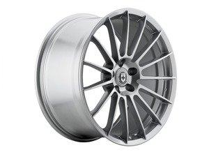"""ES#3131382 - 19HREFF15GSKT - 19"""" FF15 - Set Of Four  - 19""""x8.5"""" ET47 5x112 - Liquid Silver - HRE - Volkswagen"""