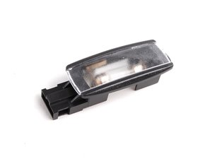 ES#318533 - 1K094710971N - Vanity Mirror Light - Anthracite - See yourself without issue with these new mirror lights - Genuine Volkswagen Audi - Volkswagen