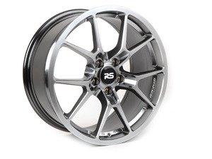 """ES#3096737 - 88.10.13HBKT - 18"""" RSE10 - Set Of Four - 18""""x8.0"""" ET45 5x112 - Hyper Black - Neuspeed - Audi Volkswagen"""