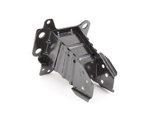 ES#457274 - 8P0807133 - Front Bumper Buffer - Left - Supports the impact beam in the bumper cover - Genuine Volkswagen Audi - Audi