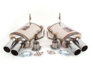 ES#4030907 - Z4MSS - Supersprint Performance Exhaust System - Z4 M Coupe/Roadster S54 3.2L - Build-your-own high performance exhaust system exactly the way you would like! - Supersprint - BMW
