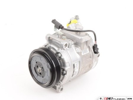 ES#2855410 - 64509175481 - A/C Compressor - Keep your car cool with this new compressor - Denso - BMW