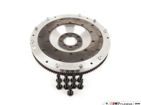 ES#3025212 - 520-130-265 - JB Racing Lightweight Aluminum Flywheel - Reduce drivetrain loss and improve throttle response! Works with your stock clutch! - JB Racing - BMW