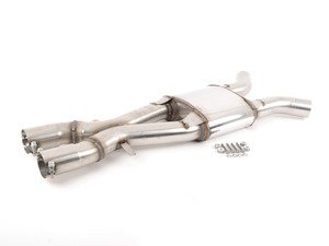 ES#3033588 - 980703 - Supersprint Section 2 X-Pipe with Resonators - A low exhaust note with a free flow design - Supersprint - BMW