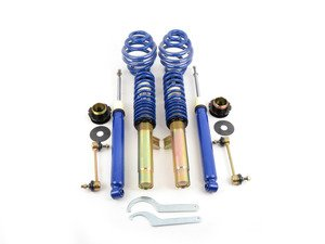 ES#2996825 - S1BW003 - Solo-Werks S1 Coilovers - Set your vehicle low and tight for optimal performance! - Solo-Werks - BMW