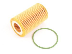 ES#3179072 - 06E115562H - Oil Filter - Priced Each  - Keep your oil clean and your engine running like new - Genuine Volkswagen Audi - Audi