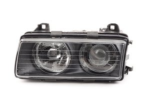 ES#3024855 - 63121393271 - Euro Headlight - Left - Rare glass headlight from the European E36 - ZKW - BMW