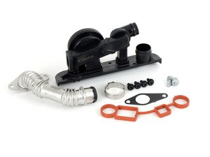 ES#2792663 - 06F198202KT -   Oil Separator/PCV Emissions Service Kit - *ECS Recommends* - Everything you need to replace a faulty PCV or to perform some preventative maintenance - Assembled By ECS - Volkswagen