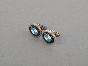 ES#2080855 - 80232208708 - BMW Emblem / Roundel Cuff Links - A subtle and stylish way to show your BMW pride - Genuine BMW - BMW
