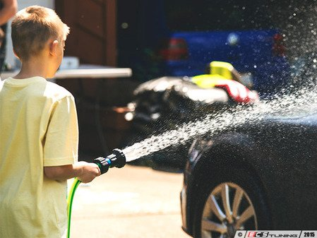 ES#2848091 - ACC2009 - Ultimate Fire Hose Car Wash Nozzle - A versatile, high-quality hose nozzle - Chemical Guys - Audi BMW Volkswagen Mercedes Benz MINI Porsche