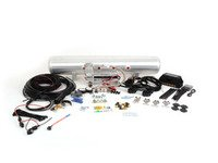 "ES#2992525 - 27693KT - Air Lift Performance 3H Digital Air Management System - The most advanced controls with 1/4"" air lines and a 5-gallon tank - Air Lift - Audi BMW Volkswagen MINI"