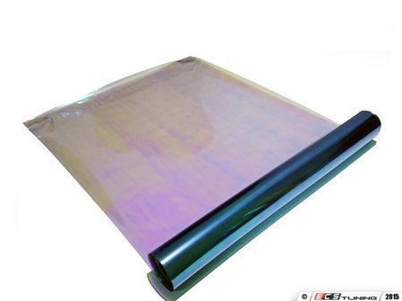 "ES#3131486 - NE0-008-1248 - Dragon Laminates - NEO Blue - 12"" x 46""-48"" - Completely transform the look of your vehicle's lights while adding a layer of protection - Dragon Laminates  - Audi BMW Volkswagen Mercedes Benz MINI Porsche"