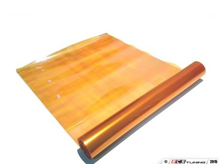"ES#3131441 - NE0-002-1212 - Dragon Laminates - NEO Orange - 12"" x 12"" - Completely transform the look of your vehicle's lights while adding a layer of protection - Dragon Laminates  - Audi BMW Volkswagen Mercedes Benz MINI Porsche"