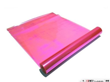 "ES#3131543 - NE0-016-1835 - Dragon Laminates - NEO Pink - 18"" x 35.5"" - Completely transform the look of your vehicle's lights while adding a layer of protection - Dragon Laminates  - Audi BMW Volkswagen Mercedes Benz MINI Porsche"