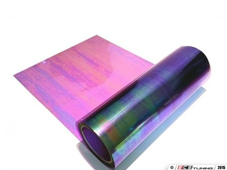 "ES#3131497 - NE0-010-1212 - Dragon Laminates - NEO Purple - 12"" x 12"" - Completely transform the look of your vehicle's lights while adding a layer of protection - Dragon Laminates  - Audi BMW Volkswagen Mercedes Benz MINI Porsche"