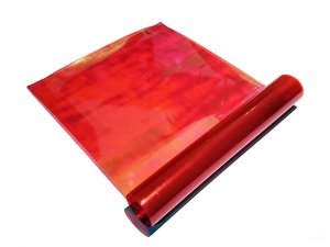 "ES#3131436 - NE0-001-1236FT - Dragon Laminates - NEO Red - 12"" x 36' - Completely transform the look of your vehicle's lights while adding a layer of protection - Dragon Laminates  - Audi BMW Volkswagen Mercedes Benz MINI Porsche"