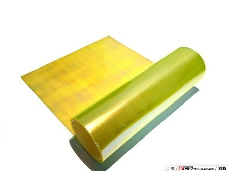 "ES#3131454 - NE0-003-FLMK - Dragon Laminates - NEO Yellow - 9"" x 11"" (Pair) - Completely transform the look of your vehicle's lights while adding a layer of protection - Dragon Laminates  - Audi BMW Volkswagen Mercedes Benz MINI Porsche"