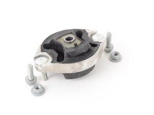 ES#2796083 - 8E0399105HQKT - Complete Transmission Mount Kit - Includes mount and hardware to reduce driveline vibrations. Does not include bracket - Assembled By ECS - Audi