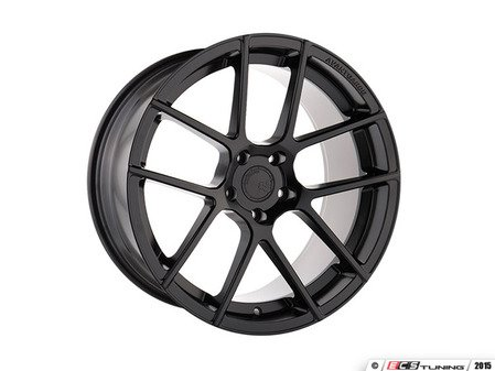 "ES#3135652 - m510fb530198KT - 19"" Ruger Split - Staggered Set Of Four - 19x8.5/19x11 ET45/ET52 5x130 - Matte Black - Avant Garde - Porsche"