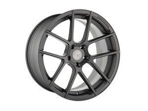 "ES#3135655 - M510DG5301985KT - 19"" Ruger Split - Staggered Set Of Four - 19x8.5/19x11 ET45/ET40 5x130 - Dolphin Gray - Avant Garde - Porsche"