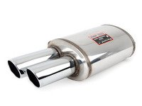 ES#3033201 - 988846-988826 - Supersprint Performance Mufflers  - A low exhaust note with a free flow design - Supersprint - BMW