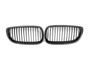 ES#3023023 - CFG927BY1 - Blackout Grille Set - Carbon Fiber - Add style and individuality to your BMW in minutes! - ECS - BMW