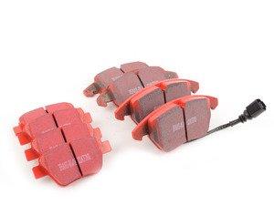 Front & Rear Brake Pad Kit - EBC RedStuff