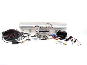 """ES#2966741 - 27683 - Universal Air Lift Performance 3P Kit - 1/4"""" Air Line  - Everything you need to add air to your car! Struts and Bags are not included. - Air Lift - Audi BMW Volkswagen Mercedes Benz MINI Porsche"""