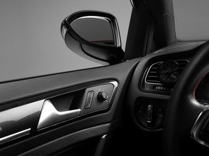 ES#3136084 - 019253ECS01A - Power Folding Mirror Kit - Add premium luxury and convenience to your MK7 with this convenient kit - ECS - Volkswagen