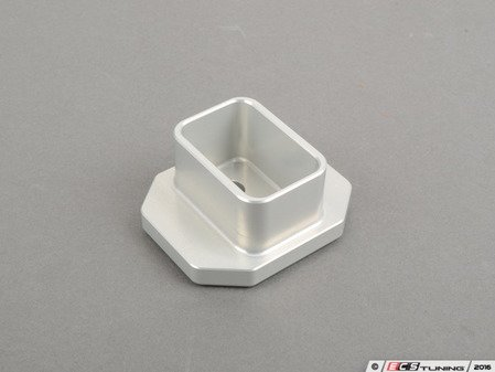 ES#3085724 - 034-509-4048 - Transmission Mount Insert - This billet aluminum insert is designed to fill the large void in the factory transmission mount - 034Motorsport - Audi