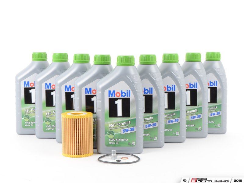 Genuine mercedes benz 6421800009kt1 oil service kit for Mercedes benz recommended oil