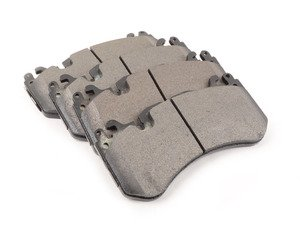 ES#3098580 - HB731B.620 - Front HPS 5.0 Performance Brake Pad Set - Next generation high performance street brake pad offering greater stopping power and pedal feel, with very low dust and noise - Hawk - Audi Mercedes Benz